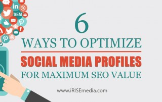 6 Must Know Ways to Optimize Social Media Profiles for SEO