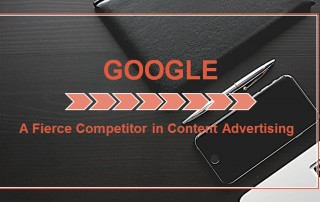 Google: A Fierce Competitor in Content Advertising