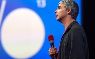 Larry Page Announces Big Changes: Good Buy Google!