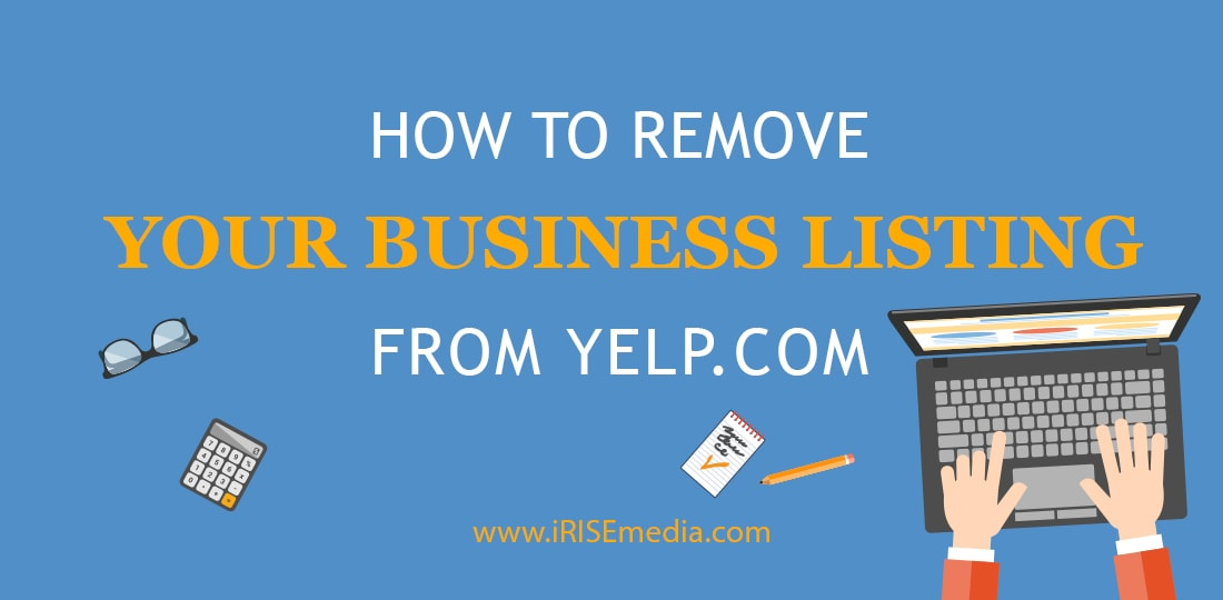 how to delete business from yelp