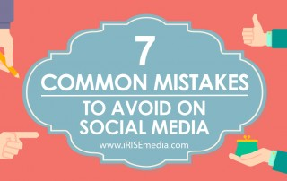 7 Common Mistakes Businesses Need To Avoid on Social Media
