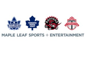 Maple Leaf Sports and Entertainment logo - client of iRISEmedia digital marketing agency