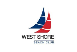 West Shore Beach Club logo - client of iRISEmedia digital marketing agency
