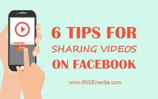 Top 6 Tips for Sharing Videos on Facebook – Social Media Marketing