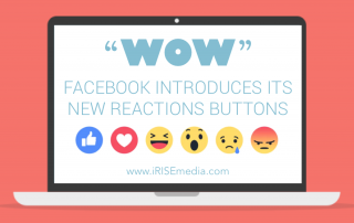"""Wow"" Facebook Introduces Its New Reactions Buttons"