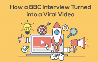 How a BBC Interview Turned into a Viral Video