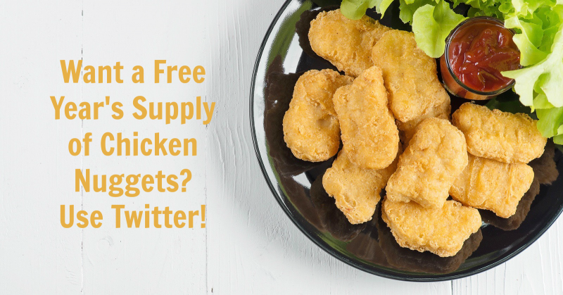 Teen-Gets-a-Year's-Supply-of-Wendy's-Chicken-Nuggets-Using-Social-Media