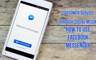 Social Media Customer Service: Facebook Messenger Tips