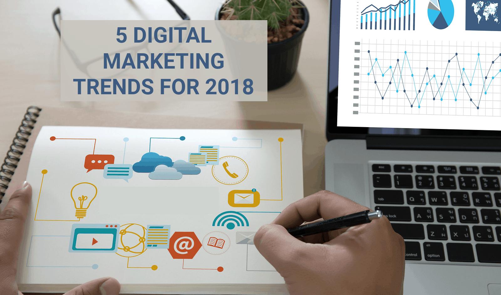 digital marketing trends 2018 pdf