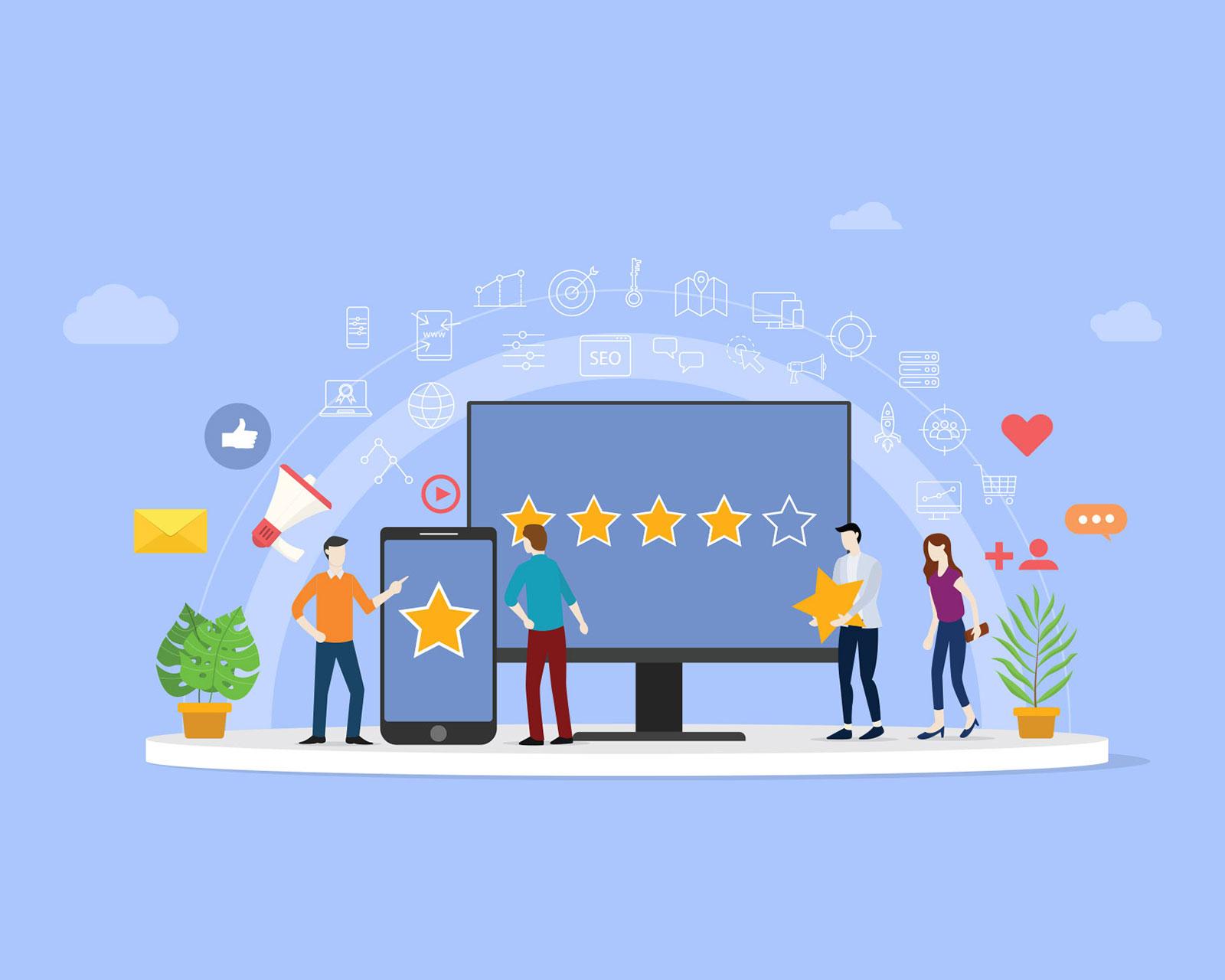 Reputation Management for Digital Marketing Solutions