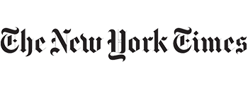 iRISEmedia featured on The New York Times - New York Times logo