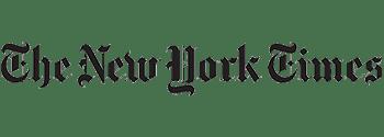 iRISEmedia featured on The New York Times - New York Times logo
