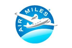 AirMiles logo - client of iRISEmedia Digital Marketing Agency