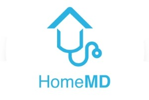 HomeMD logo - client of iRISEmedia Digital Marketing Agency