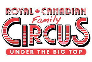 Royal Canadian Circus Logo - client of iRISEmedia Digital Marketing Agency