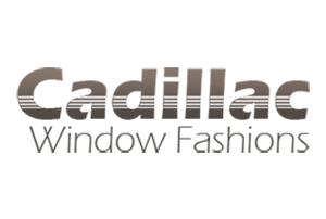 CadillacWindowFashions Logo - client of iRISEmedia Online Digital Marketing Agency
