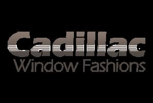 CadillacWindowFashions Logo - client of iRISEmedia Online Digital Marketing Agency