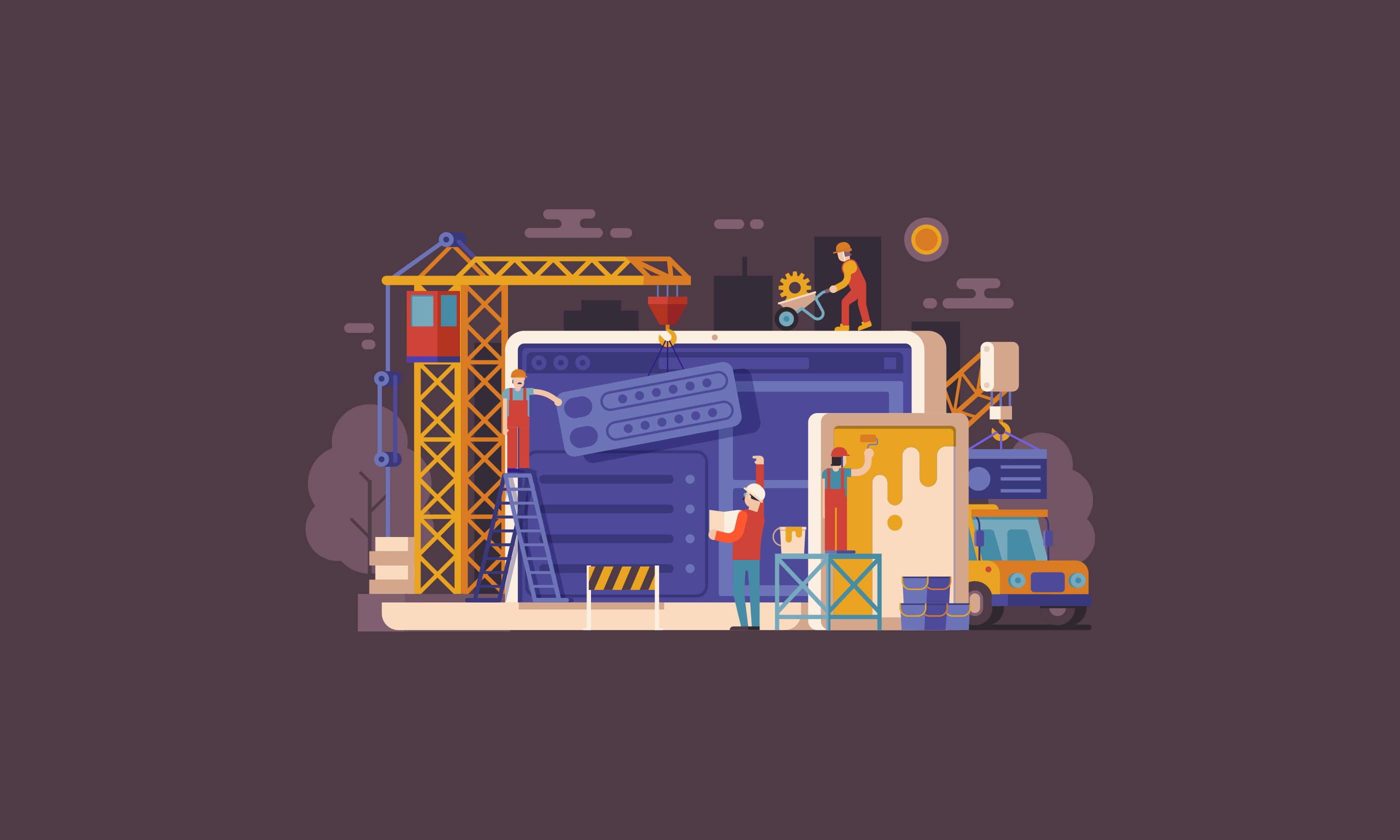 Web Building, Web Design and Web Development Slider