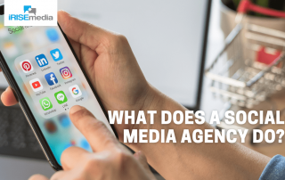 What does a social media agency do