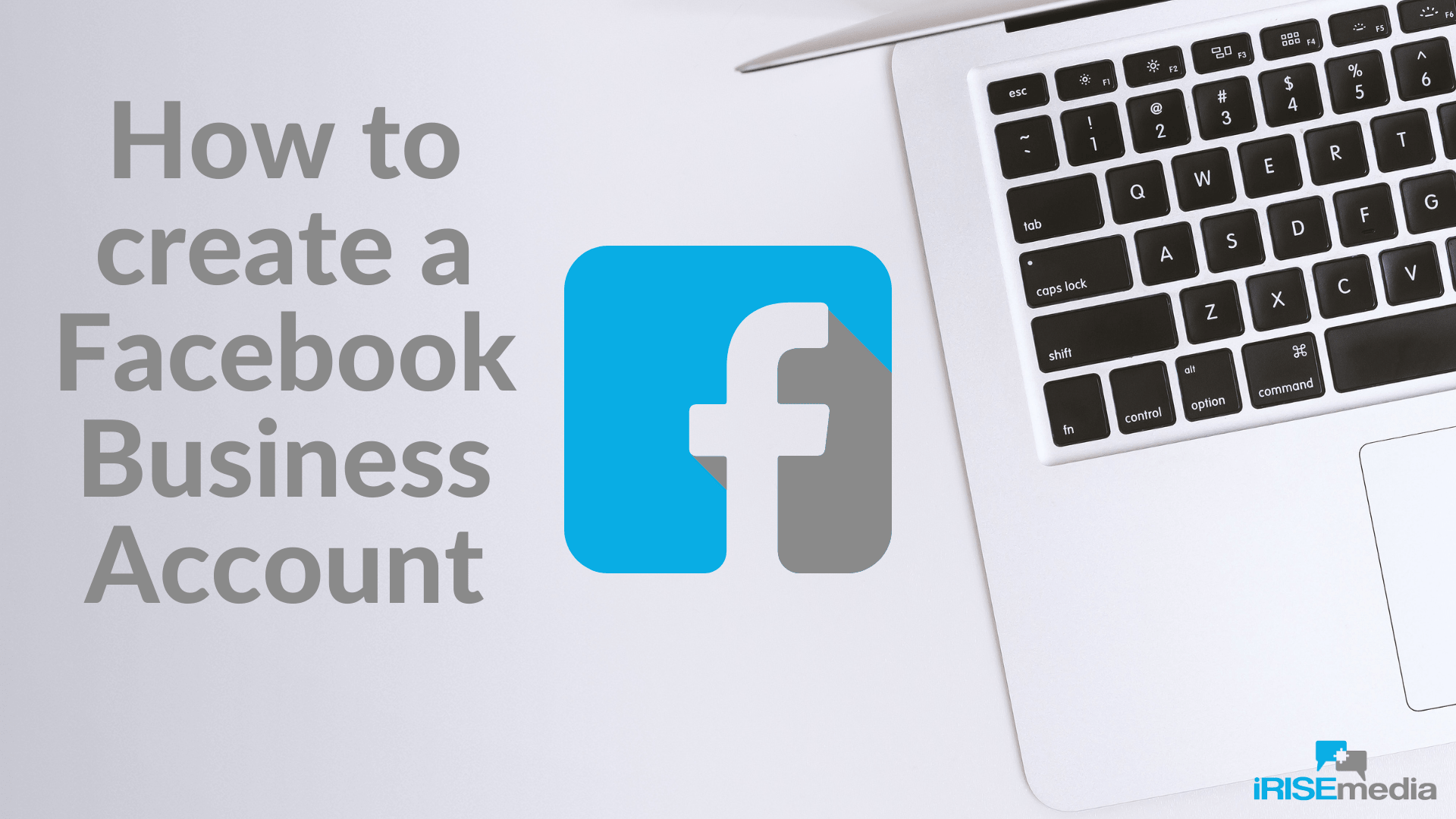 How to create a Facebook Business Page-min